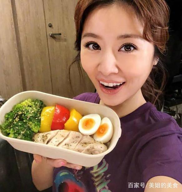 Tận mắt nhìn bữa ăn kham khổ của mỹ nhân Hoa ngữ mới thấy làm ngôi sao quả không dễ dàng-3