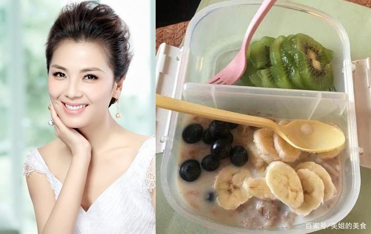 Tận mắt nhìn bữa ăn kham khổ của mỹ nhân Hoa ngữ mới thấy làm ngôi sao quả không dễ dàng-4