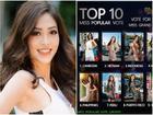 Đứng hạng 2 bình chọn, Bùi Phương Nga có cơ hội giành quyền đặc cách vào thẳng top 10 Miss Grand 2018