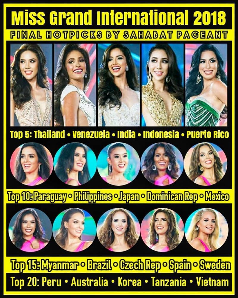Đứng hạng 2 bình chọn, Bùi Phương Nga có cơ hội giành quyền đặc cách vào thẳng top 10 Miss Grand 2018-7