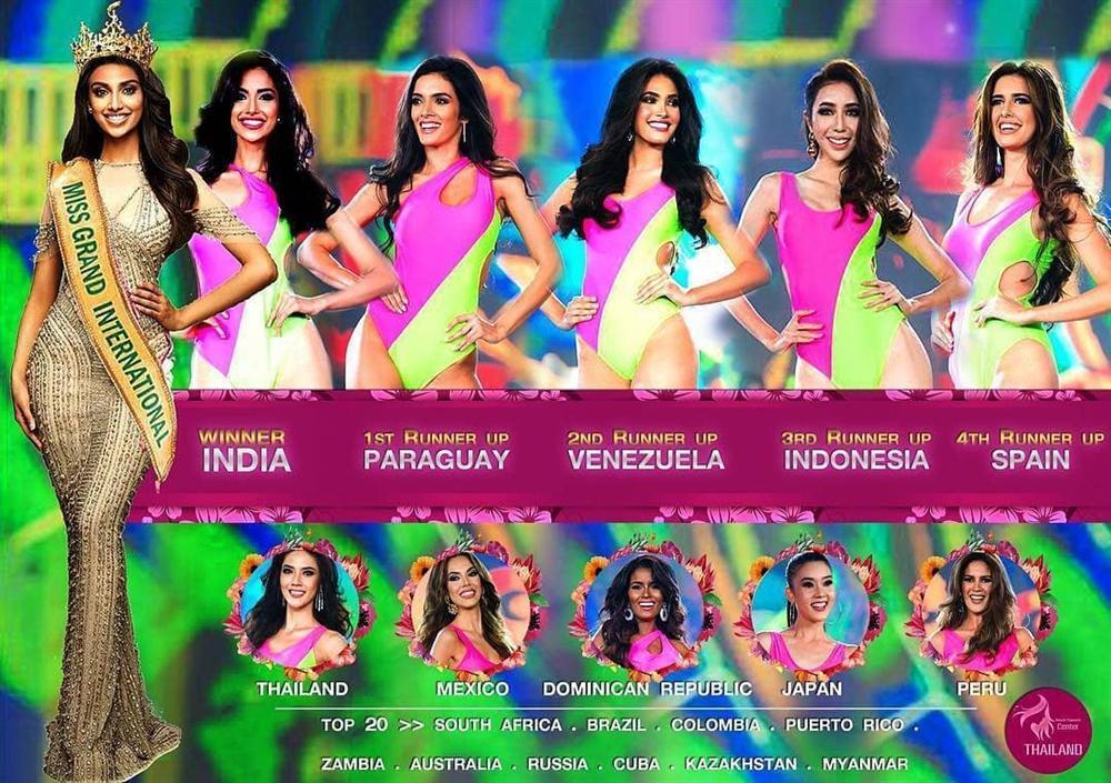 Đứng hạng 2 bình chọn, Bùi Phương Nga có cơ hội giành quyền đặc cách vào thẳng top 10 Miss Grand 2018-4