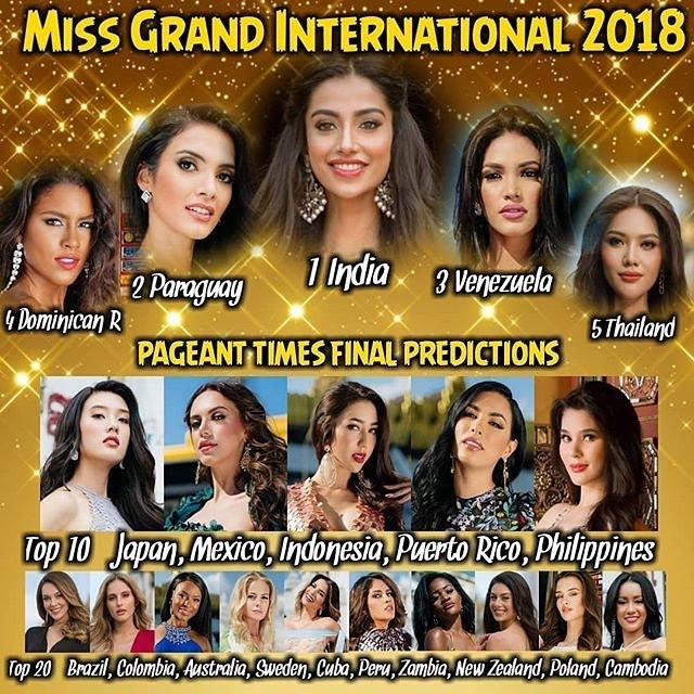 Đứng hạng 2 bình chọn, Bùi Phương Nga có cơ hội giành quyền đặc cách vào thẳng top 10 Miss Grand 2018-5