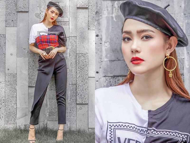 Diva Hồng Nhung U50 vẫn diện bikini khoe dáng nuột nà - Hà Tăng mang giầy há mõm mà sao thần thái đến thế-4