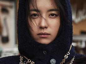 'Mỹ nhân cười đẹp nhất xứ Hàn' Han Hyo Joo thu hút trên tạp chí