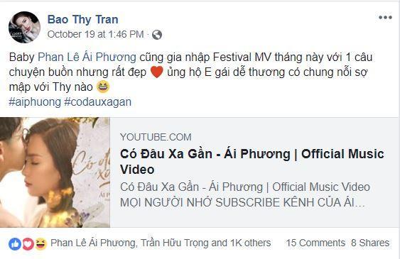 Câu chuyện tình yêu đầy nước mắt của Ái Phương và Quang Bảo khiến Trung Quân Idol, MC Hoàng Oanh nhói tim-2