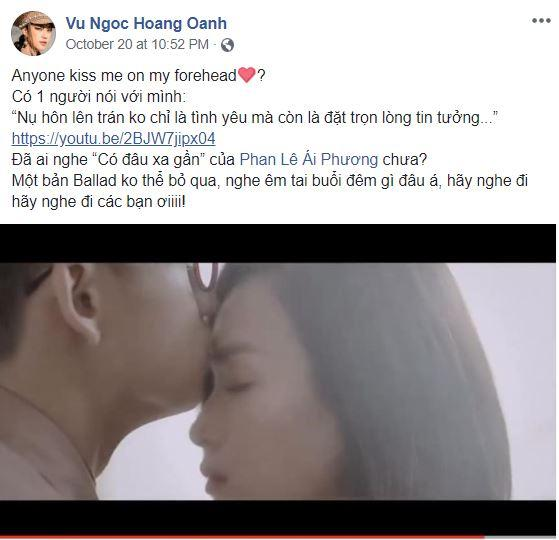 Câu chuyện tình yêu đầy nước mắt của Ái Phương và Quang Bảo khiến Trung Quân Idol, MC Hoàng Oanh nhói tim-3