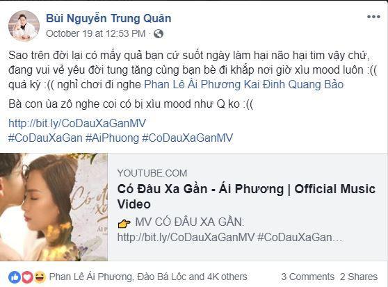 Câu chuyện tình yêu đầy nước mắt của Ái Phương và Quang Bảo khiến Trung Quân Idol, MC Hoàng Oanh nhói tim-6