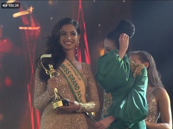Được xướng tên cho ngôi hoa hậu, mỹ nữ Paraguay lăn đùng bất tỉnh nhân sự-7