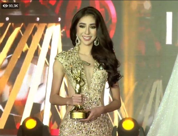 Được xướng tên cho ngôi hoa hậu, mỹ nữ Paraguay lăn đùng bất tỉnh nhân sự-8