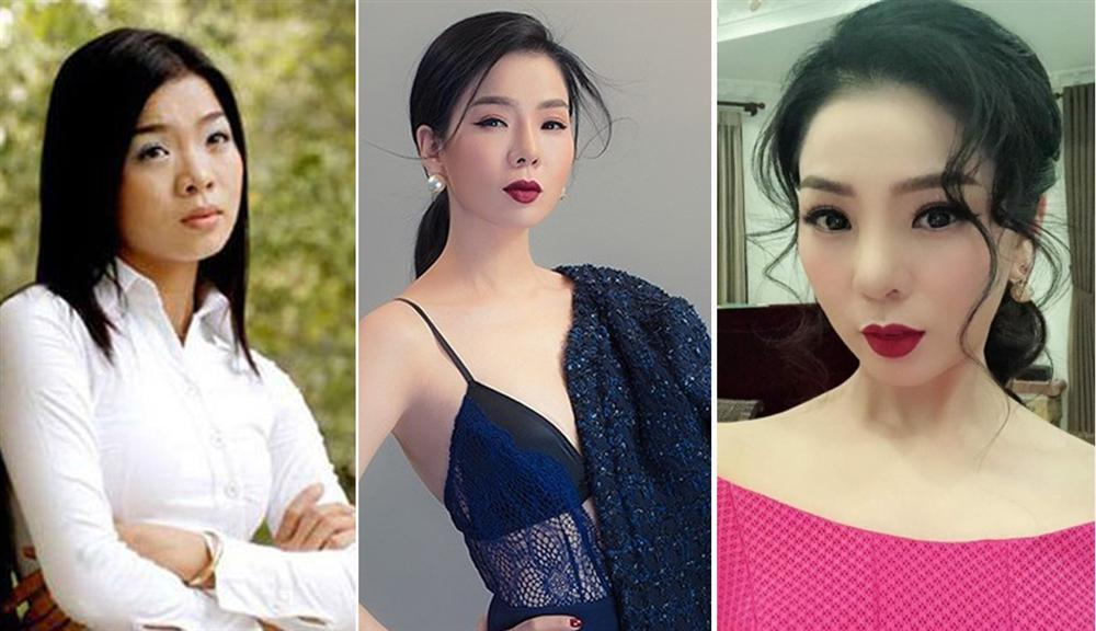Lạm dụng phẫu thuật thẩm mỹ, loạt sao Việt xuất hiện với gương mặt biến chứng kinh hãi-5