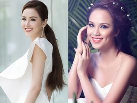 Nếu không có lúm đồng tiền đặc trưng, liệu còn ai nhận ra Hoa hậu Diễm Hương đẹp tự nhiên đình đám một thời?