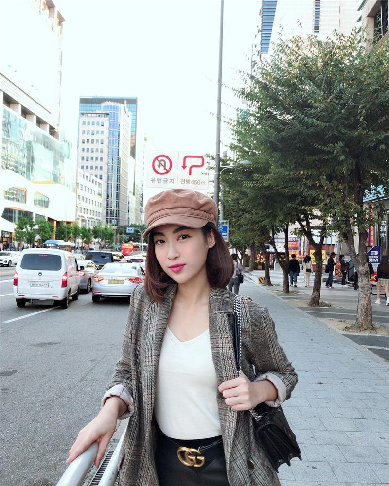 Thu Minh khoe khoảnh khắc tều môi vì ăn mỳ cay-4