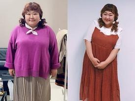 Diễn viên hài xứ Hàn gây shock khi cấp tốc giảm 30kg để mặc vừa váy cưới