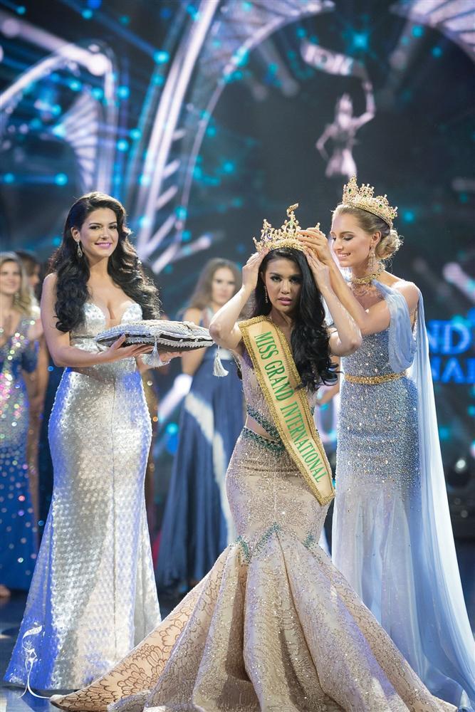 6 Hoa hậu Hòa bình Quốc tế trong lịch sử: Ai là người sở hữu nhan sắc đỉnh cao nhất?-10