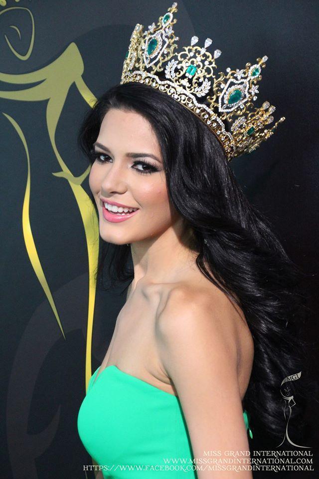 6 Hoa hậu Hòa bình Quốc tế trong lịch sử: Ai là người sở hữu nhan sắc đỉnh cao nhất?-2