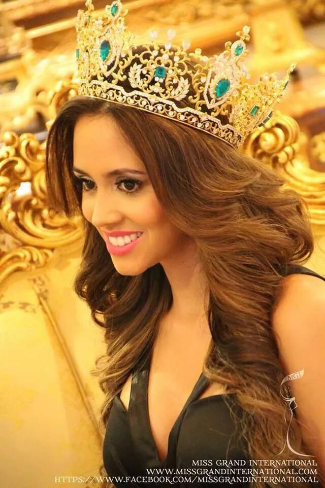 6 Hoa hậu Hòa bình Quốc tế trong lịch sử: Ai là người sở hữu nhan sắc đỉnh cao nhất?-5