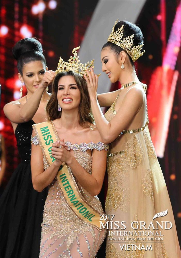 6 Hoa hậu Hòa bình Quốc tế trong lịch sử: Ai là người sở hữu nhan sắc đỉnh cao nhất?-13