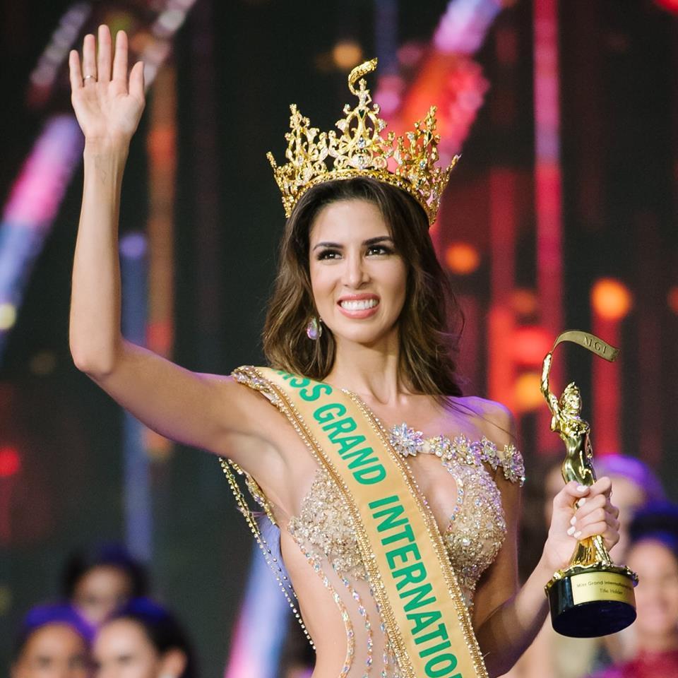 6 Hoa hậu Hòa bình Quốc tế trong lịch sử: Ai là người sở hữu nhan sắc đỉnh cao nhất?-14