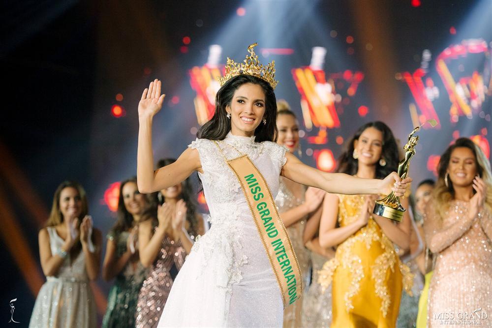 6 Hoa hậu Hòa bình Quốc tế trong lịch sử: Ai là người sở hữu nhan sắc đỉnh cao nhất?-17
