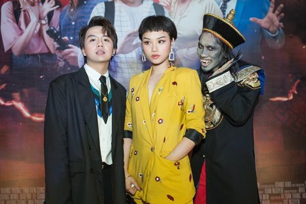 Duy Khánh mạo hiểm làm web drama kinh dị đầu tư kinh phí khủng-8