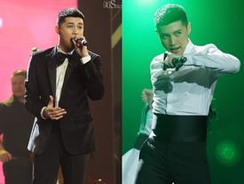 Noo Phước Thịnh siêu điển trai, hát live cùng dàn nhạc hoành tráng ca khúc mới