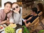 Công khai sắp về chung nhà, Đàm Thu Trang và Cường Đô La giờ chẳng còn ngần ngại ôm ấp nhau giữa chốn đông người-9