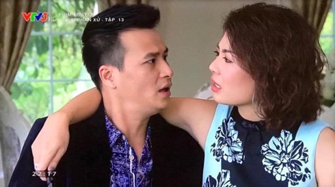 Những vai diễn gây ấn tượng của Lan Cave Thanh Hương-3