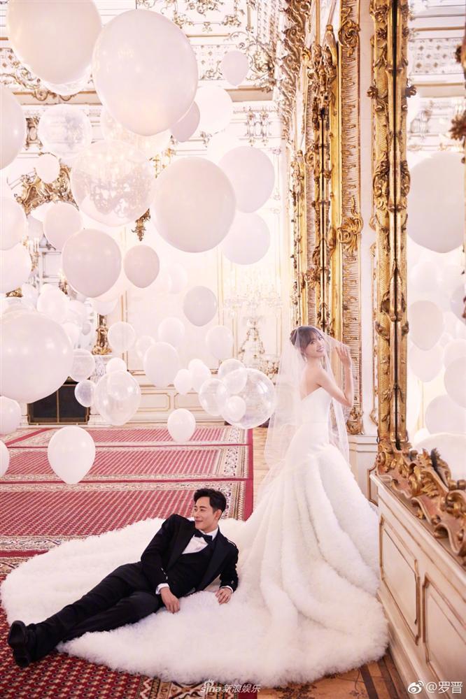 Đường Yên đăng tải bộ ảnh cưới giản dị mà cực kỳ lãng mạn: Tân nương là tôi-7