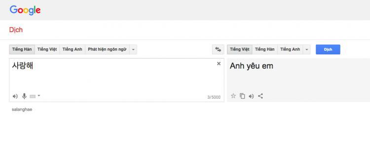 Không riêng gì Sunmi, cứ mỗi lần sao Hàn về Việt Nam là lại có thêm một nạn nhân của… Google Dịch-2