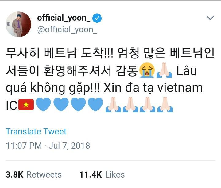 Không riêng gì Sunmi, cứ mỗi lần sao Hàn về Việt Nam là lại có thêm một nạn nhân của… Google Dịch-8