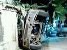 Xe đầu kéo đâm vào nhà dân, 3 người thương vong