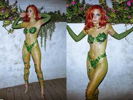 Sao nữ bị chỉ trích vì diện trang phục hóa trang Halloween phản cảm
