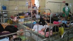 42 người tại Lai Châu nhập viện sau khi ăn thịt trâu