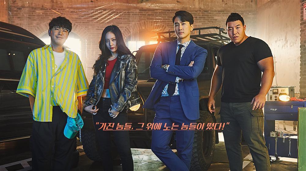 Cư dân mạng Hàn Quốc bình chọn nam diễn viên sở hữu kĩ năng hôn tuyệt nhất-7
