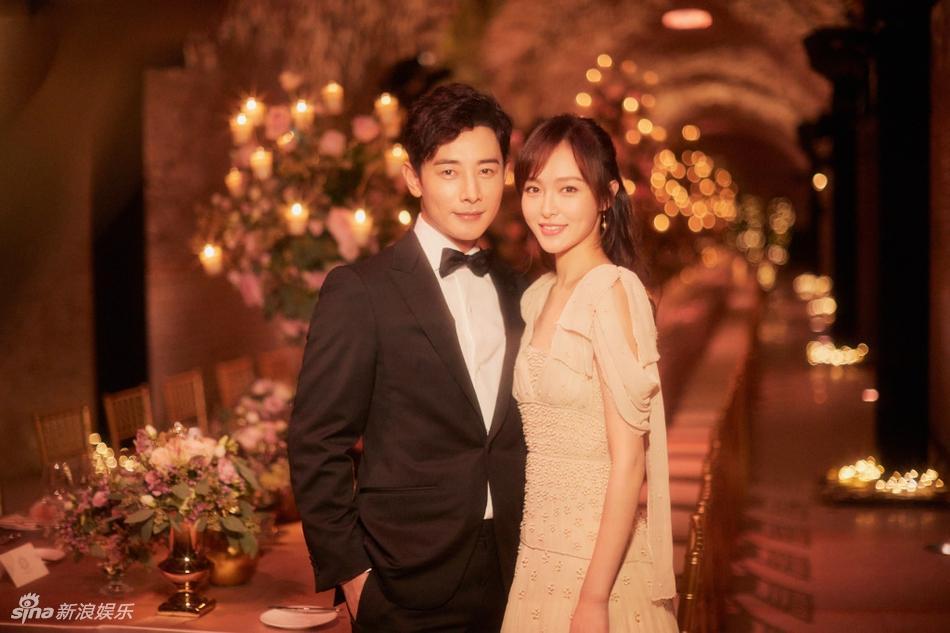 Đường Yên - La Tấn: Đám cưới đẹp như mơ sau 5 lần yêu chết thôi trên màn ảnh-1