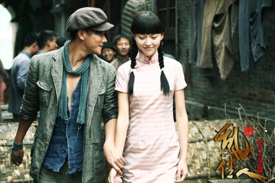 Đường Yên - La Tấn: Đám cưới đẹp như mơ sau 5 lần yêu chết thôi trên màn ảnh-2