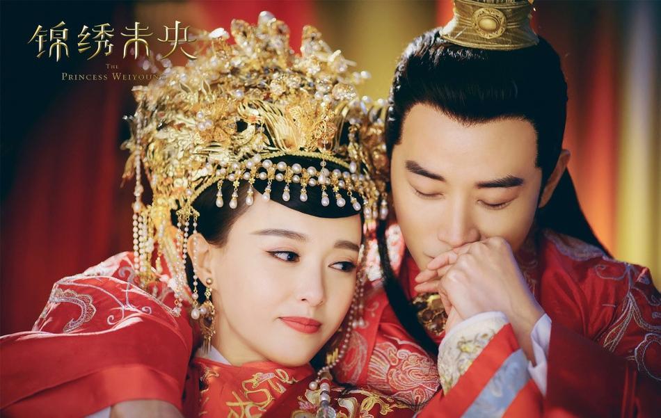 Đường Yên - La Tấn: Đám cưới đẹp như mơ sau 5 lần yêu chết thôi trên màn ảnh-8