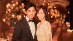 Đường Yên - La Tấn: Đám cưới đẹp như mơ sau 5 lần 'yêu chết thôi' trên màn ảnh