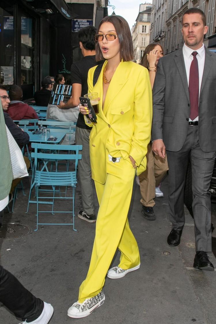 Chân dài triệu đô Hollywood Bella Hadid sở hữu phong cách thời trang không thể chê điểm nào-4