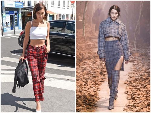 Chân dài triệu đô Hollywood Bella Hadid sở hữu phong cách thời trang không thể chê điểm nào-18
