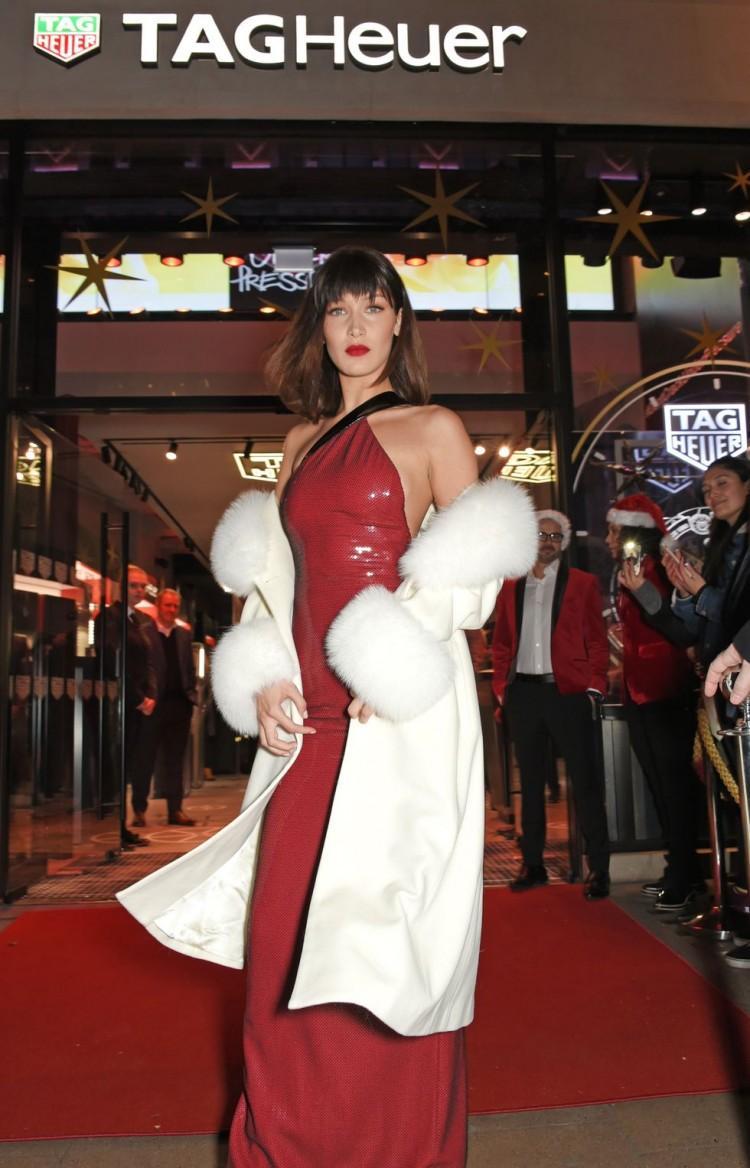 Chân dài triệu đô Hollywood Bella Hadid sở hữu phong cách thời trang không thể chê điểm nào-14