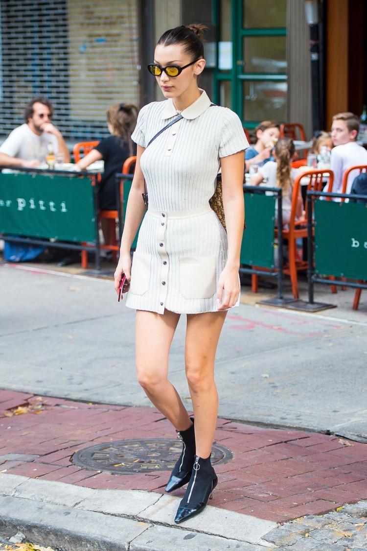 Chân dài triệu đô Hollywood Bella Hadid sở hữu phong cách thời trang không thể chê điểm nào-6