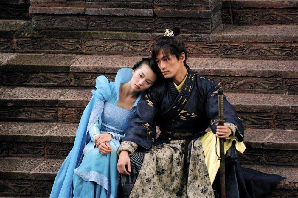 Dàn sao Tiên kiếm kỳ hiệp ai nấy đều đã kết hôn, chỉ riêng Hồ Ca và Lưu Diệc Phi vẫn ế bền vững-4