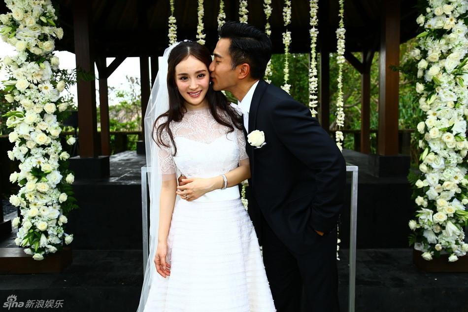 Dàn sao Tiên kiếm kỳ hiệp ai nấy đều đã kết hôn, chỉ riêng Hồ Ca và Lưu Diệc Phi vẫn ế bền vững-3