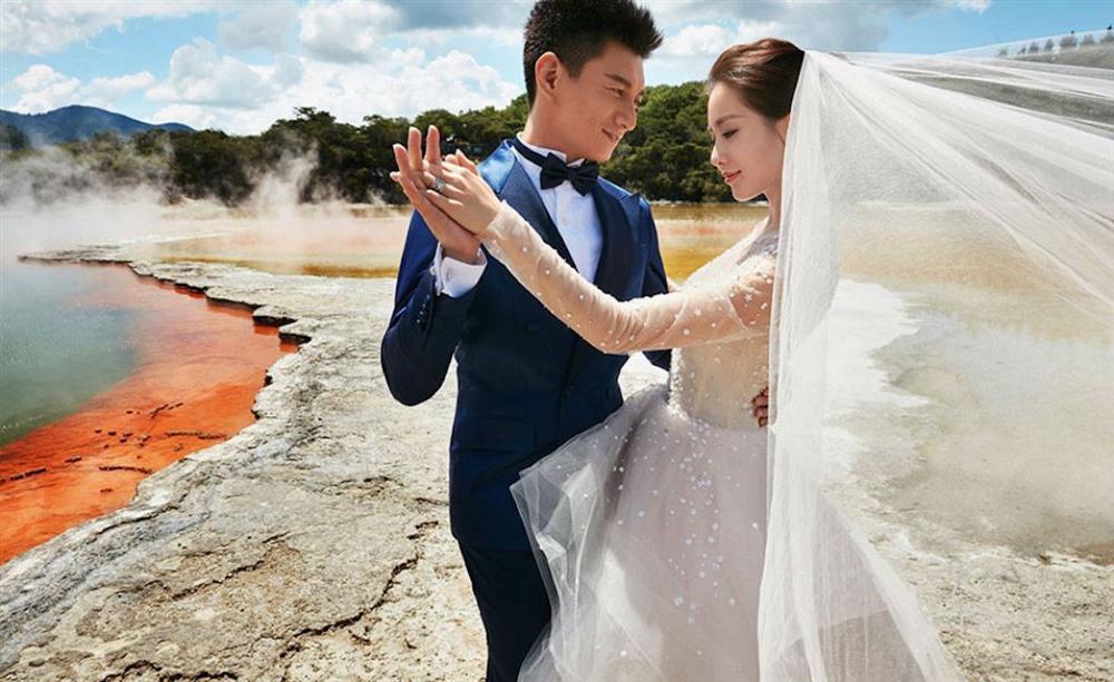Dàn sao Tiên kiếm kỳ hiệp ai nấy đều đã kết hôn, chỉ riêng Hồ Ca và Lưu Diệc Phi vẫn ế bền vững-5