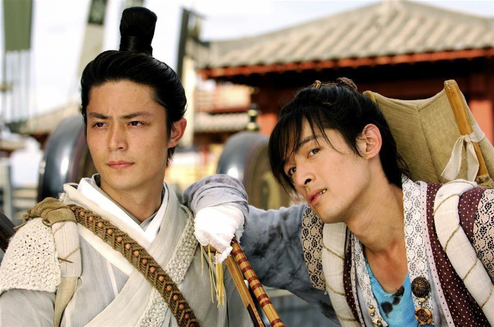 Dàn sao Tiên kiếm kỳ hiệp ai nấy đều đã kết hôn, chỉ riêng Hồ Ca và Lưu Diệc Phi vẫn ế bền vững-6