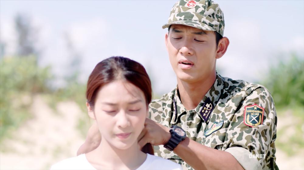 Song Luân tiếp tục đốn tim khán giả với hai nụ hôn bất ngờ dành cho Khả Ngân-7
