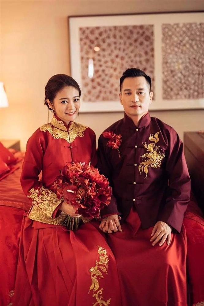 Trang phục cưới truyền thống của mỹ nhân Hoa ngữ: Angela Baby siêu đắt đỏ, Lưu Thi Thi cầu kì tỉ mỉ-2
