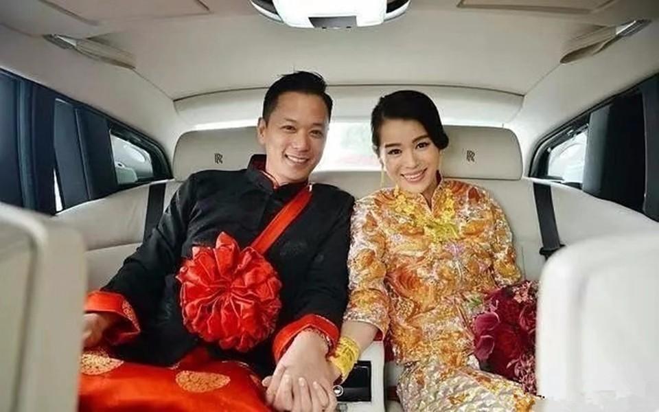 Trang phục cưới truyền thống của mỹ nhân Hoa ngữ: Angela Baby siêu đắt đỏ, Lưu Thi Thi cầu kì tỉ mỉ-7