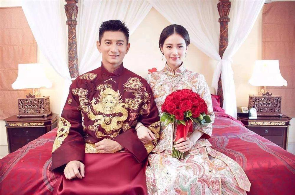 Trang phục cưới truyền thống của mỹ nhân Hoa ngữ: Angela Baby siêu đắt đỏ, Lưu Thi Thi cầu kì tỉ mỉ-9